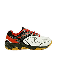Giày cầu lông nữ Promax PR18018 - Trắng đỏ
