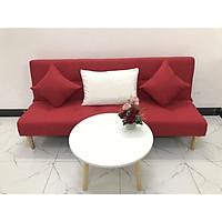 Bộ ghế sofa giường 1m7x90, sofa bed sofa phòng khách linco15 salon sopha