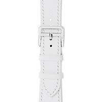 Dây đeo đồng hồ 22-18 MM chính hãng HANHSON  SP000721 EPSOM Trắng cho Apple Watch