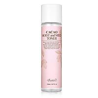Nước hoa hồng dưỡng ẩm chuyên sâu từ tinh chất cacao Benton Cacao Moist and Mild Toner 150ml