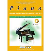 Piano Sách Bài Học – Kỹ Thuật – Lý Thuyết (Trình độ 3)