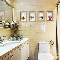 Decal dán tường trang trí phòng khách, quán cafe- 4 bình hoa- mã sp SK9083