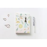[Giao ngẫu nhiên] B&J - Sổ tay lên kế hoạch và quản lí thời gian cho 365 ngày, bìa phong cách Nhật Bản dễ thương, phù hợp cho học sinh, sinh viên, nhân viên văn phòng