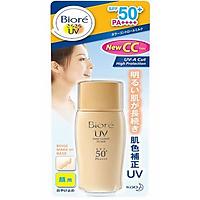 Sữa Chống Nắng Lót Nền Trang Điểm Biore CC SPF50+/Pa++++ (30ml)