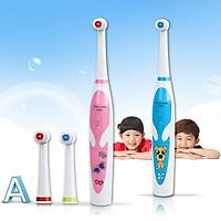 Bàn Chải Đánh Răng Điện Trẻ Em KHB01B  PROCARE - Màu Xanh
