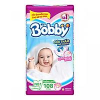 Miếng Lót Sơ Sinh Bobby Fresh Newborn 1 - 108...