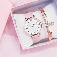 Đồng hồ đeo tay nữ unisex vanota thời trang DH24