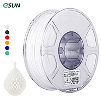 eSUN PETG 1.75mm 3D Printer Filament Printing Consumables Dimensional Accuracy: +/- 0.05mm 1kg(2.2lb) Spool Material