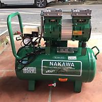 Máy Nén Khí Không Dầu Nakawa NK 800/30 850W 30L