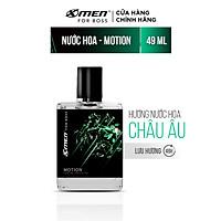 Nước hoa EDT X-Men for Boss Motion - Mùi hương năng động phóng khoáng 49ml