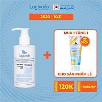 Kem dưỡng trắng da body Hàn Quốc phục hồi da toàn thân Lagivado Everyday Glow BODY LOTION 200ml