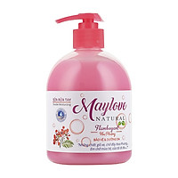 Sữa Rửa Tay Maylove Hoa Phượng 500ml Ký Ức Tuổi Học Trò