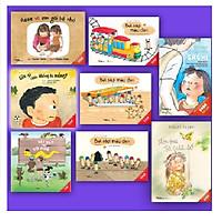 Sách - Combo Ehon Nhật Bản cho tâm hồn (3-8 tuổi) (10 cuốn)