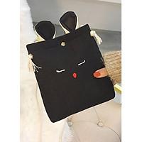 Túi đeo chéo nữ tai thỏ dễ thương