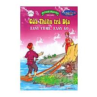Cổ Tích Chọn Lọc - Của Thiên Trả Địa (Song Ngữ Anh - Việt) (Kèm File Âm Thanh)