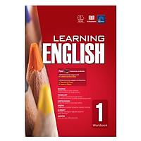 Sách: Learning English 1 - Dành Cho Học Sinh Lớp 1 ( 6 - 7 tuổi )