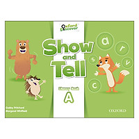 Show and Tell 2: Literacy Book