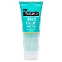 Neutrogena Deep Clean Purifying Cooling Gel Scrub 100g