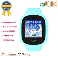 Đồng Hồ Định Vị ecoWATCH E3C (Camera) Chống nước - Hàng Nhập Khẩu