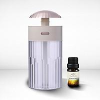 Máy Xông tinh dầu Mini (Trang Trí Nhà Cửa)