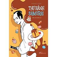 Sách - Thợ Bánh Samurai (tặng kèm bookmark thiết kế)