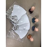 Khẩu trang kháng khuẩn người lớn 3D MASK.BA.N96 (20 chiếc/ hộp)