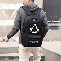 Balo Laptop Assassins Creed Năng Động Thời Trang có ngăn laptop, đựng sách vở, đi học đi chơi đều được