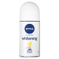 Lăn Khử Mùi Nữ Nivea Trắng Mịn - 50ml - 81644