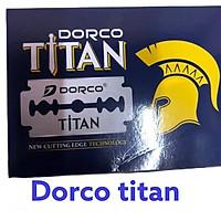 dao lam dorco titan 1 hộp 10 lưỡi