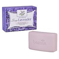 Xà bông tắm dưỡng da Hàn Quốc BAZZLE hương Lavender 100g - Phù hợp da nhạy cảm.