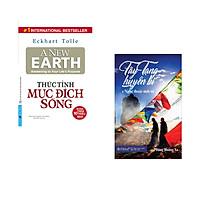 Combo 2 cuốn sách: Thức Tỉnh Mục Đích Sống + Tây tạng huyền bí và nghệ thuật sinh tử