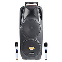 Loa kẹo kéo karaoke bluetooth Temeisheng A73 - Hàng nhập khẩu