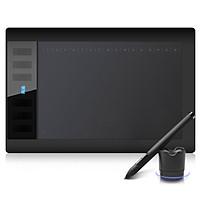 Bảng vẽ điện tử GAOMON 1060PRO, 10x6 inch kết nối máy tính, độ phân giải 5080 lpi (hàng nhập khẩu cao cấp)