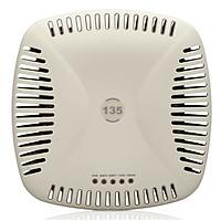 Bộ phát sóng wifi chuyên dụng Aruba AP/IAP-135 (Used) - Hàng chính hãng - Phát wifi trên 2 băng tần là 2,4Ghz và 5Ghz - Sử dụng công nghệ MACSec để chống trộm wifi và chặn repeater