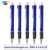 Combo 5 cây bút bi 0.7mm Thiên Long - TL036 màu xanh