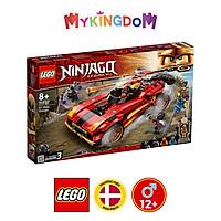 Đồ chơi LEGO Ninjago Siêu Xe Chiến Đấu Của Kai 71737