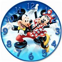 Đồng hồ treo tường sáng tạo ST01