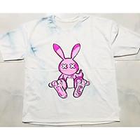 Áo thun nam nữ con thỏ