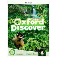 Oxford Discover: Level 4: Student Book Pack