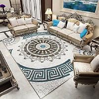 Thảm trải sàn, thảm lì Bali, thảm trang trí phòng khách 1m6 x 2m3