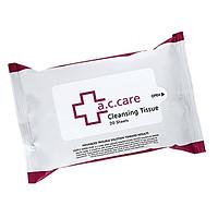 Khăn tẩy trang tiện lợi Omar Sharif Paris - AC Care Bee Cleansing Tissue