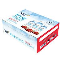 Thùng Sữa Chua Uống Tiệt Trùng Hương Dâu TH True Yogurt 180ml x 48 Chai