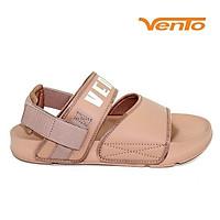 Sandal Vento Nữ SD-FL17 Màu Be phong cách Ulzzang BST 2020 Vento