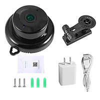 Camera ip wifi mini V380 Pro - Hỗ trợ xem hồng ngoại ban đêm