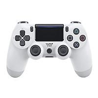 Gamepad Không dây Bluetooth PS/4 White cho máy tính - điện thoại - máy game Console PS/4