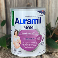 Sữa Auramil MOM 900G - SẢN PHẨM DINH DƯỠNG CHO PHỤ NỮ MANG THAI & CHO CON BÚ