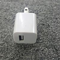 CỦ SẠC USB DÀNH CHO ĐIỆN THOẠI ANDROI, IPHONE