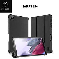 Bao da Samsung Galaxy Tab A7 Lite T220/T225 Dux Ducis Domo chính hãng - Hàng nhập khẩu