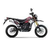 Xe Moto Kawasaki D-Tracker
