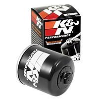 Lọc nhớt K&N KN-204-1 cho xe phân khối lớn YAMAHA, HONDA
